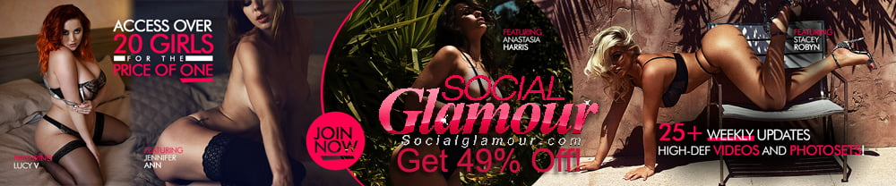 Get 49% off with this Social Glamour discount!