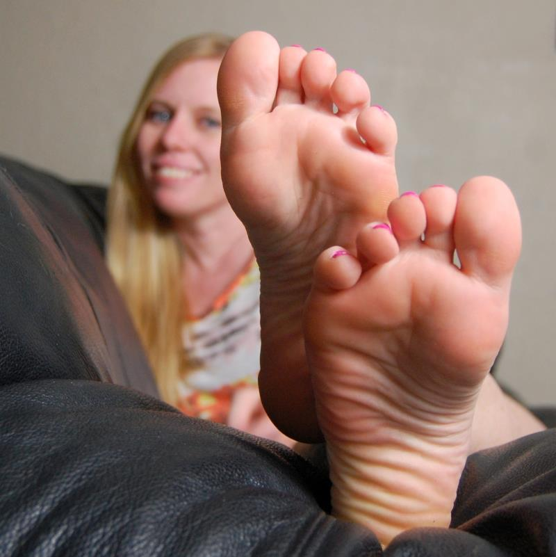 amateur foot porn